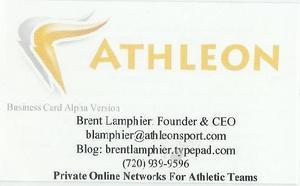 Athleonbusinesscard